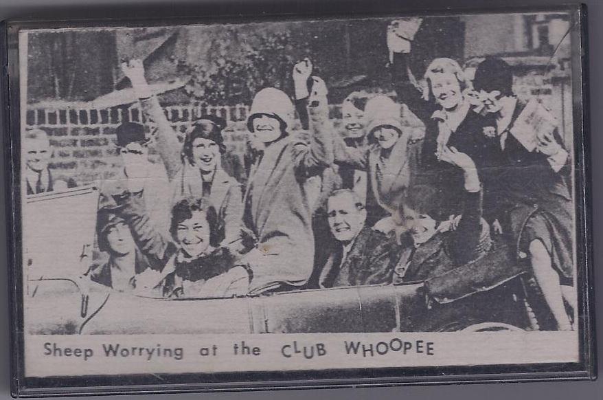 club whoopee album